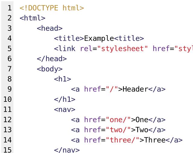 HTML adalah … dan Penjelasan Contoh HTML Sederhana