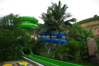 Water attractions in Nha Trang