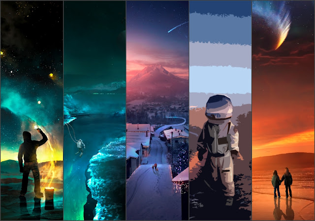 12 amazing phone wallpapers