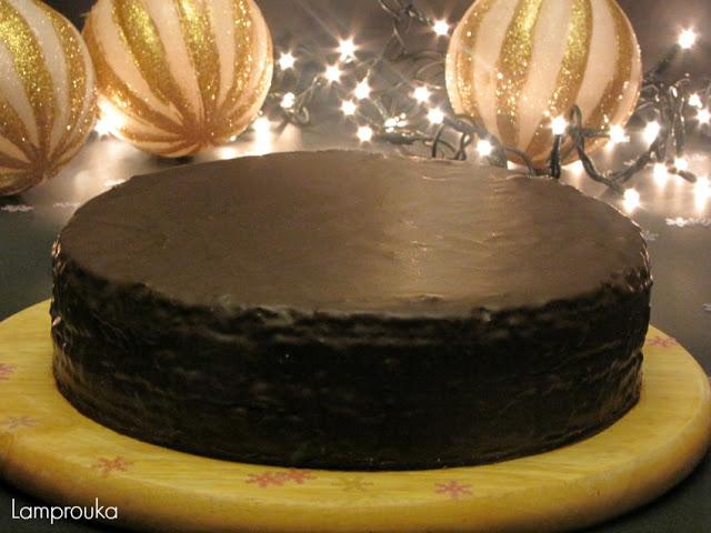 Συνταγή για sacher torte