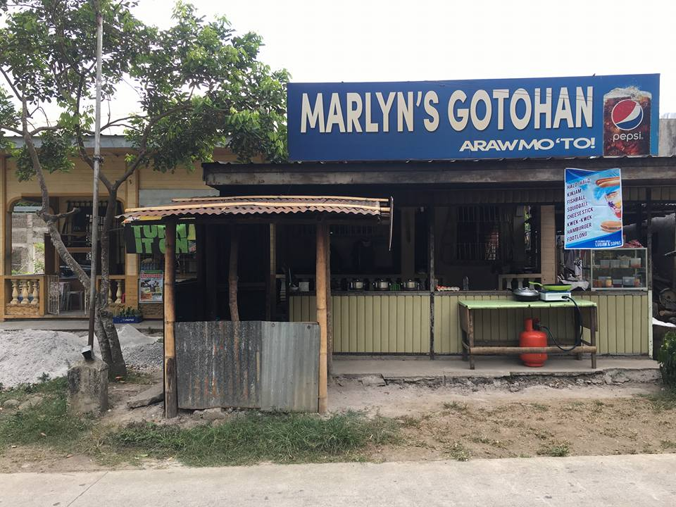 where to eat in batangas - marlyn's gotohan