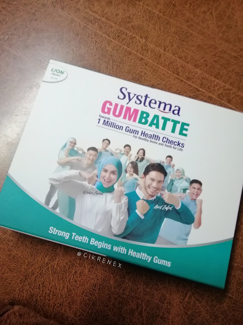 #gumbatte #SystemaGumbatte #systema #gumhealthcheck #gusisihatgigisihat