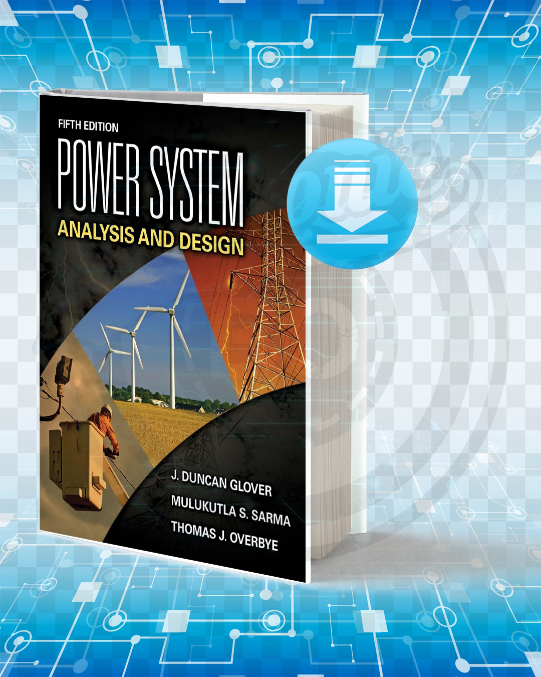Power System Analysis Book Pdf