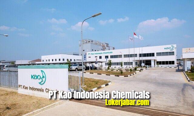 Lowongan Kerja PT Kao Indonesia Chemicals