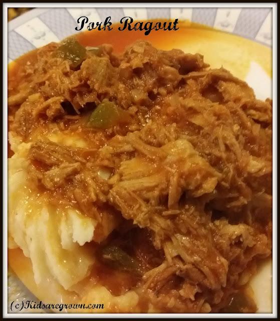 Pork Ragout