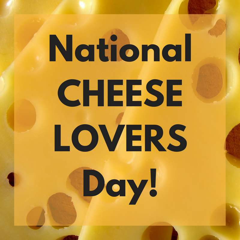 National Cheese Lover's Day Wishes For Facebook