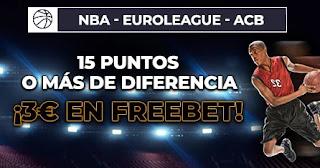 paston promo NBA Euroliga Eurocup hasta  28 marzo 2021