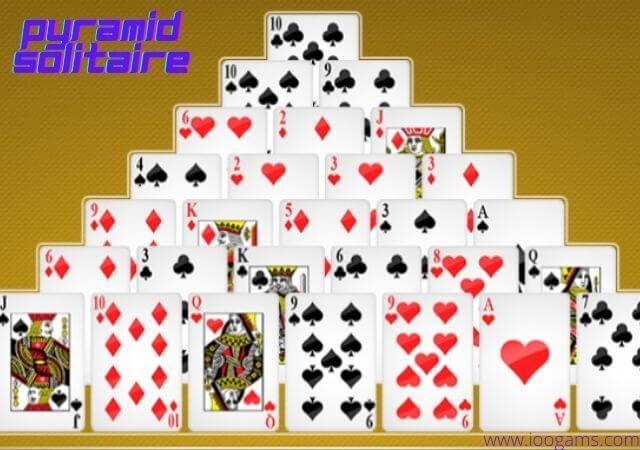 Pyramid Solitaire online | Card games Pyramid Solitaire