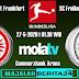 Prediksi Eintracht Frankfurt vs Freiburg — 27 Mei 2020