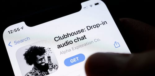 Facebook developed a product in competition with Clubhouse