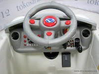 2 Mobil Mainan Aki Junior HD6879 Mini Cooper Medium