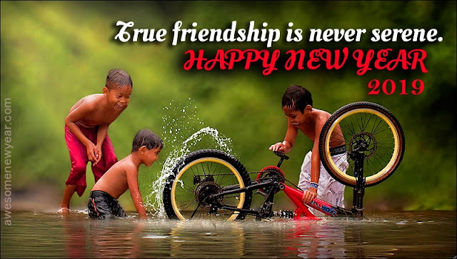Friendship Greetings 2019