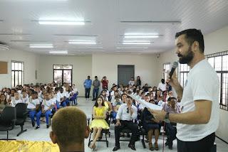 Com premiações a alunos, projeto Escola Legal do Judiciario de Bom Jardim encerra nesta Segunda-Feira (11).