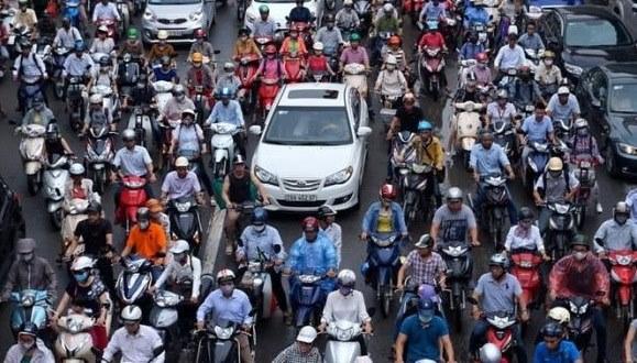 Hà Nội tiếp tục hoàn thiện đề án cấm xe máy nội đô đến năm 2030