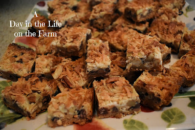 Magical Cookie Bars