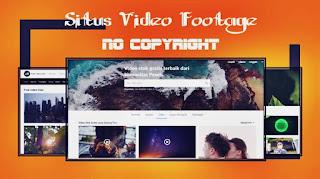 Situs video footage no copyright gratis terbaik