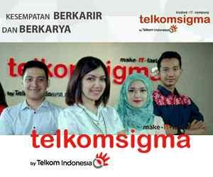 Lowongan Kerja Fresh Graduate Program di Telkomsigma