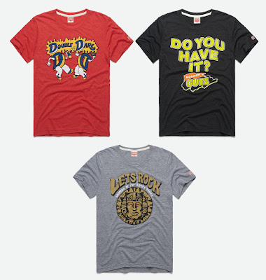 Nickelodeon Game Show T-Shirt Collection by Homage