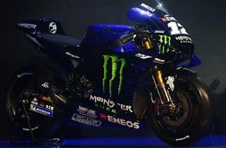 Intip Spesifikasi Motor Monster Rossi Dan Vinales