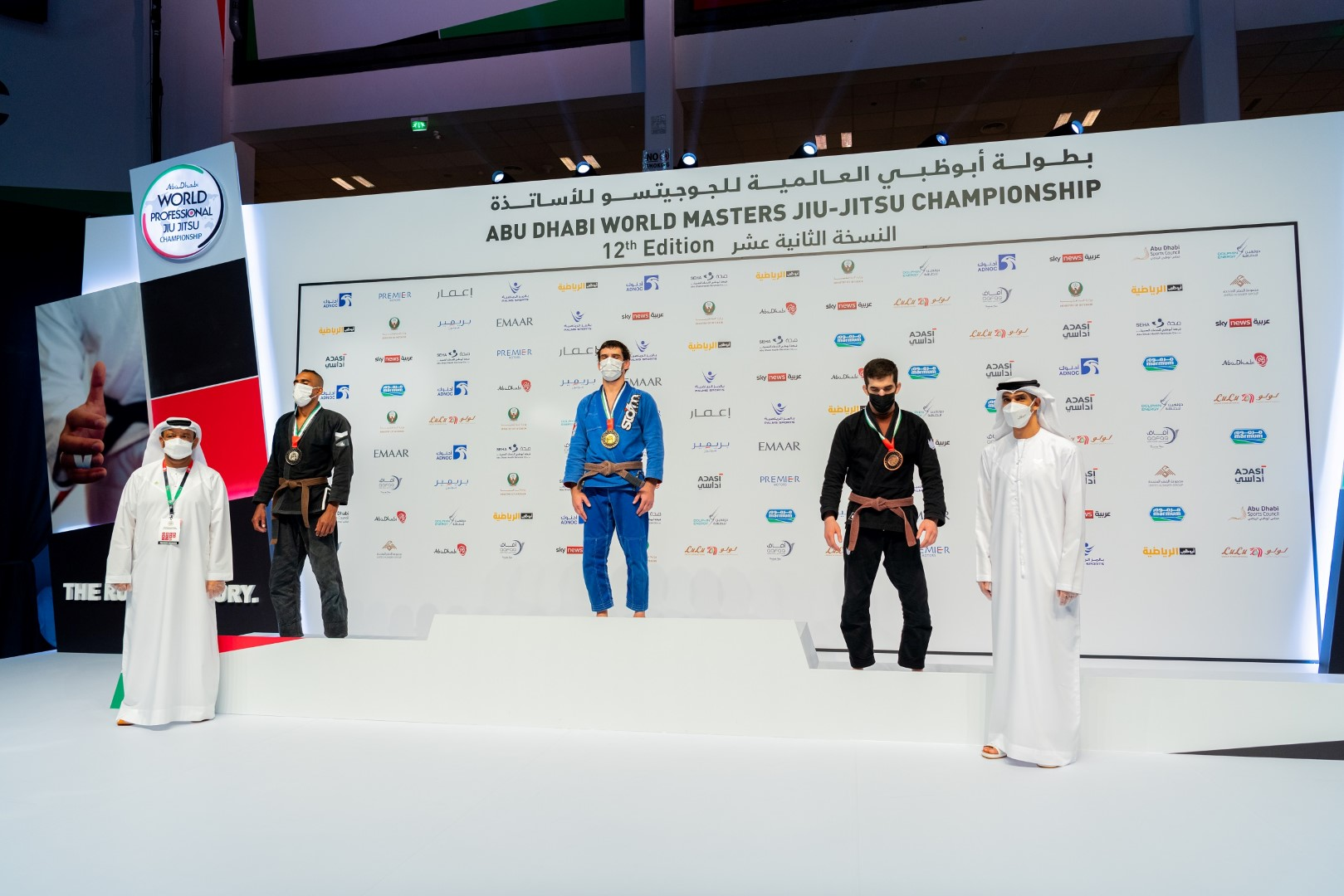 World Professional Jiu-Jitsu Championship kicks off in Abu Dhabi
