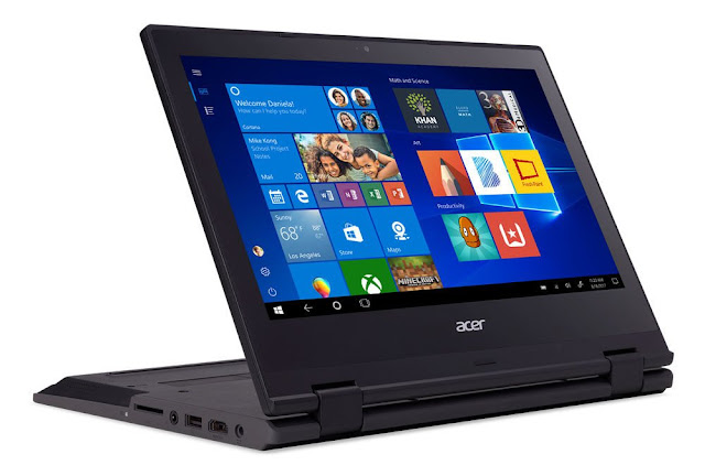 Acer Travel Mate Spin B1 image