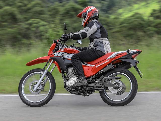 Honda NXR 160 Bros 2020 SE