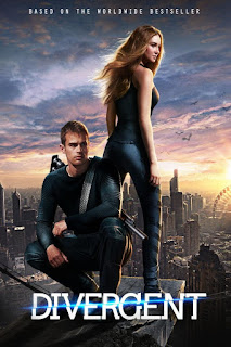 Divergent (2014) ไดเวอร์เจนท์ คนแยกโลก [Allegiant ภาค 1]
