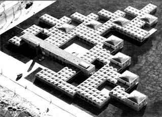 Orfanato de Ámsterdam de Aldo Van Eyck