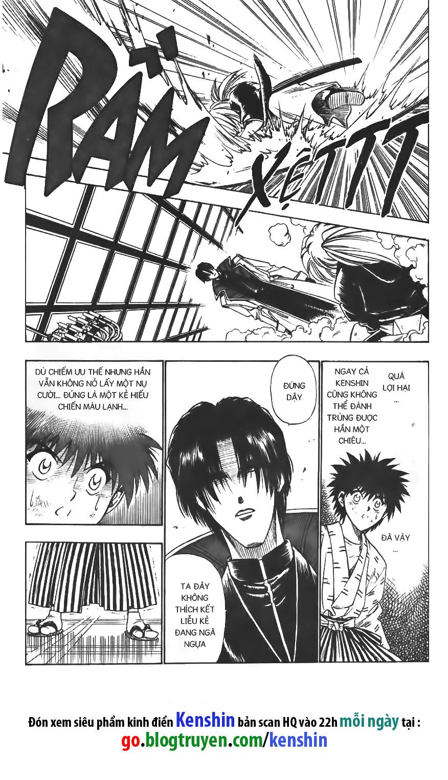 Rurouni Kenshin chap 27 trang 4