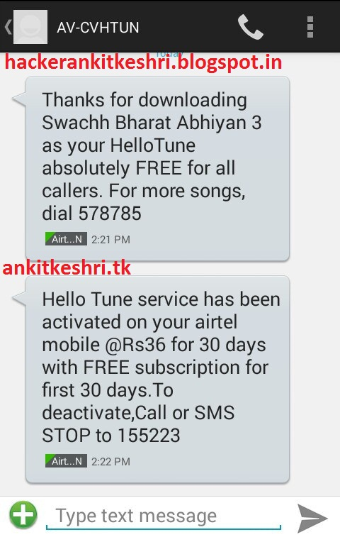 free recharge software airtel songs