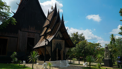 Baan Si Dum, Chiang Rai