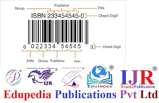Need for ISBN for Books, Monograph, ebook, Conference Proceedings