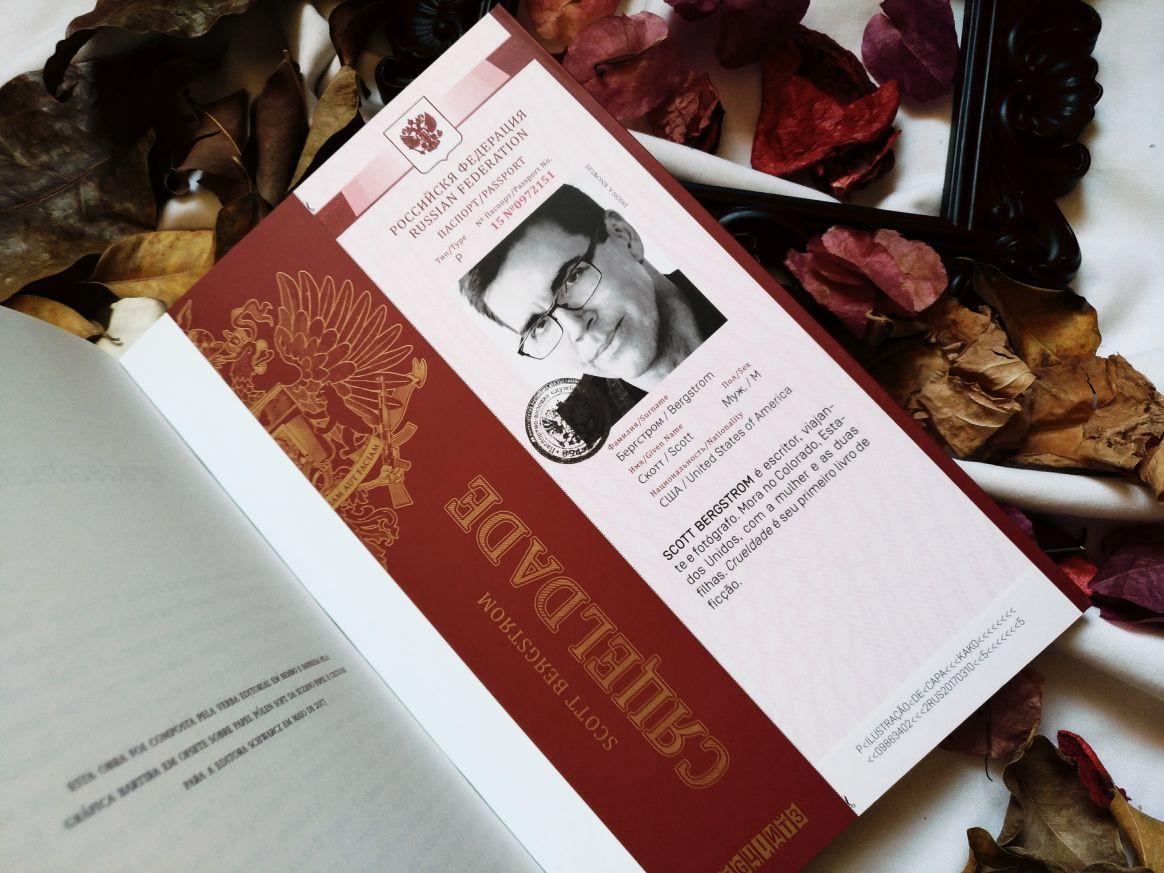 RESENHA DE LIVRO: CRUELDADE - SCOTT BERGSTROM