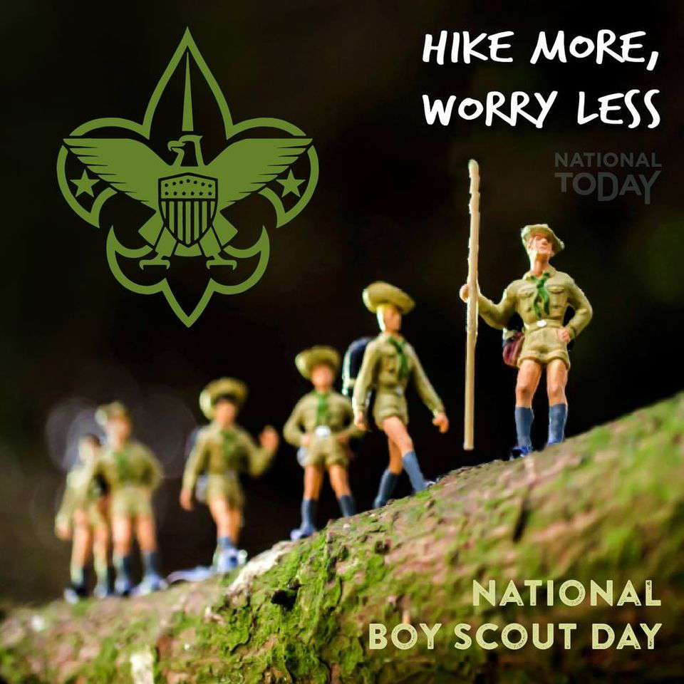 National Boy Scout Day Wishes