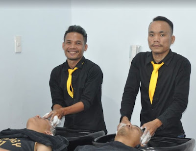 Layanan Giovani Barbershop