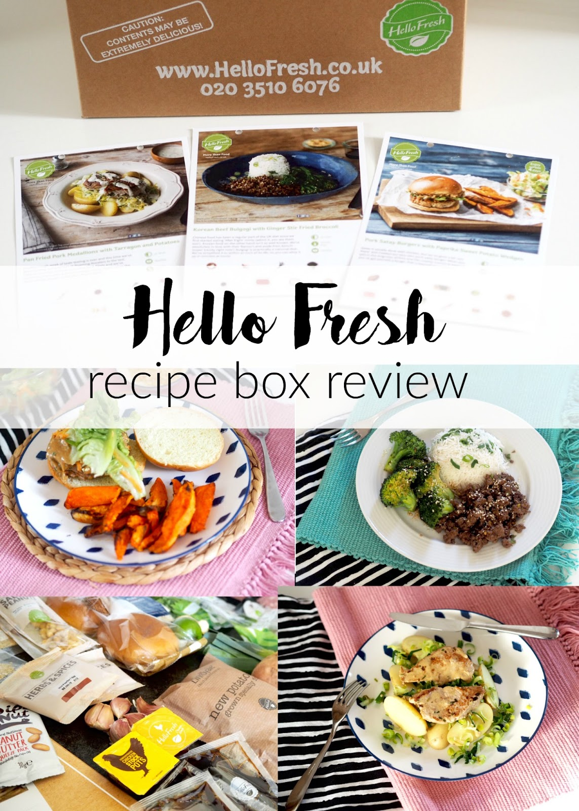 Hello fresh meal subscription box review eatloveve forumfinder Image collections