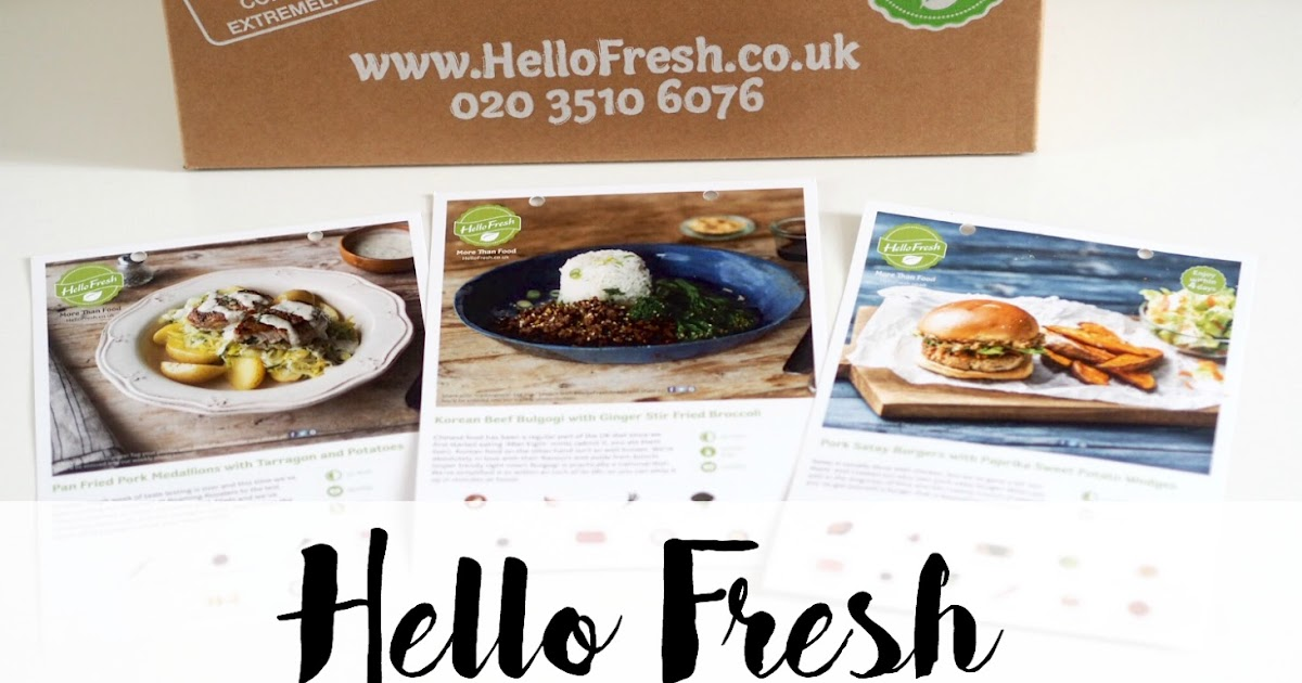 Hello fresh meal subscription box review eatloveve forumfinder Gallery