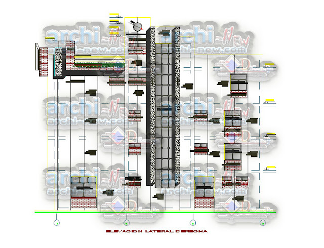 download-autocad-cad-dwg-file-hotel-remodeling-Carmen-Rosa-Giraldo-Castillo