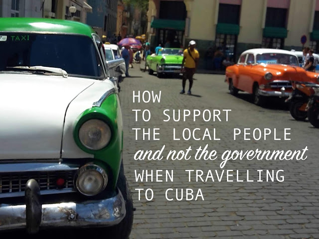 Havana, Cuba - American visa restrictions