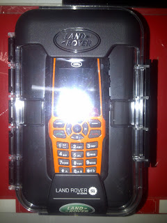 hape outdoor Sonim XP3 Landrover