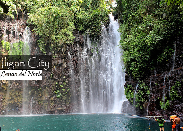 tourist spots in Iligan City