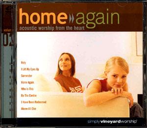 Vineyard Music-Home Again-Vol 2-