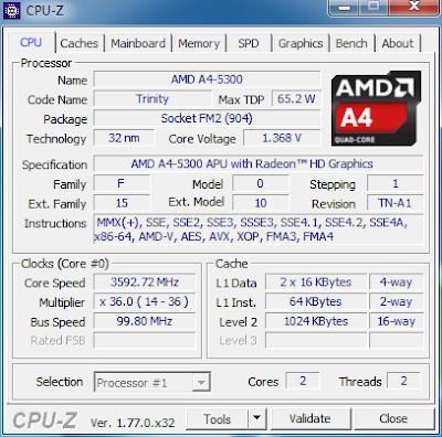 Unduh CPU-Z
