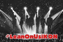 190617 #LeanOnUsiKON