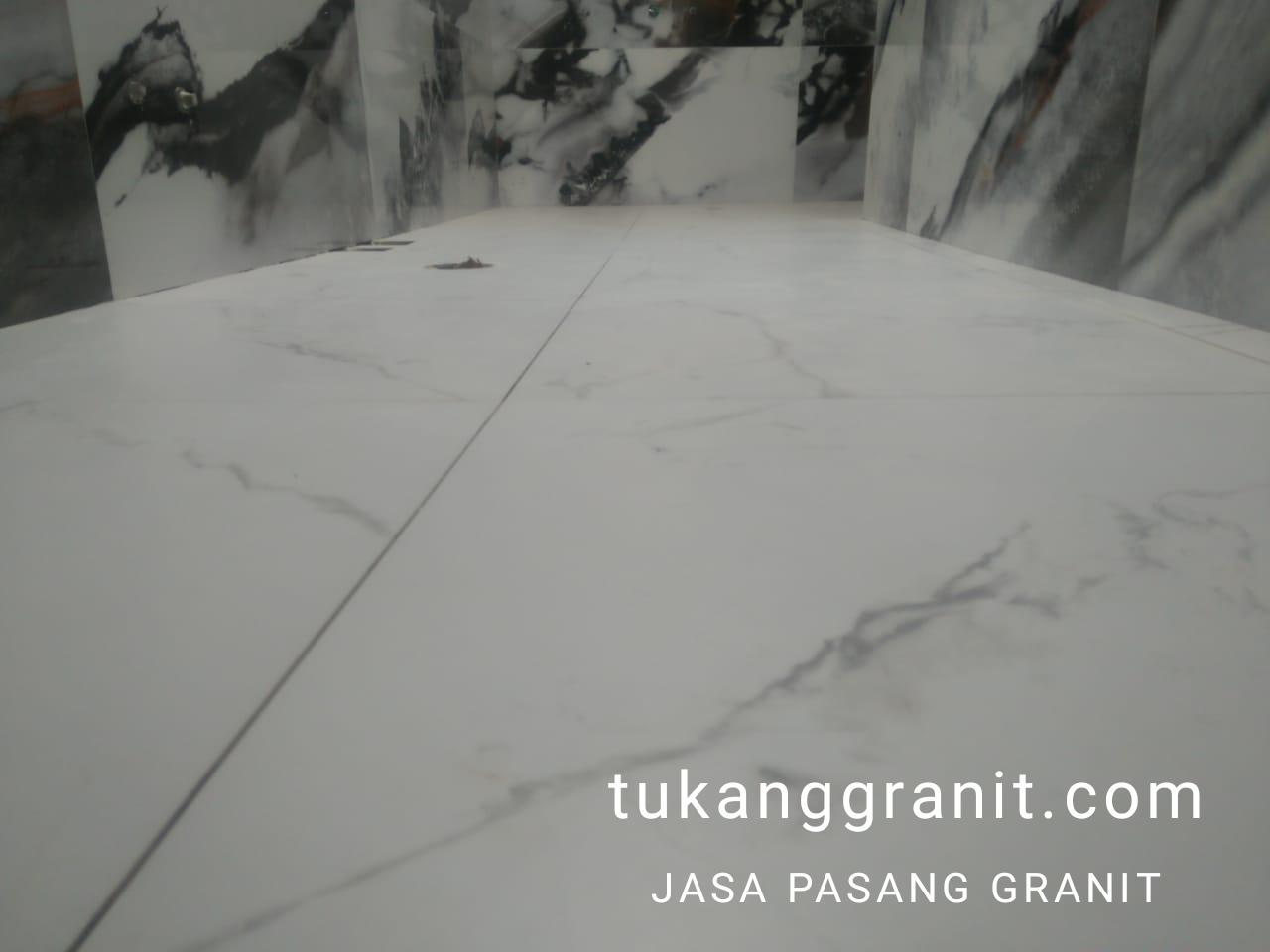 Kiat Memilih Granit Lantai Kamar Mandi