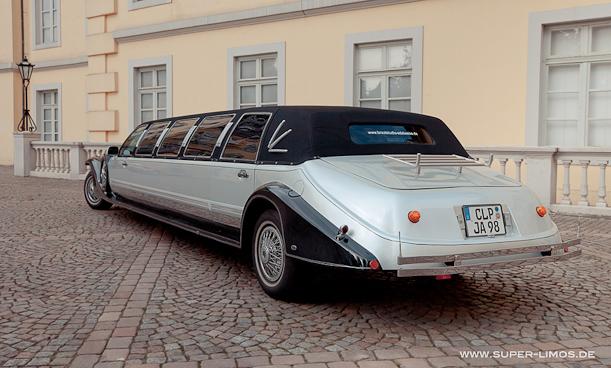 Excalibur Limousine zur Hochzeit mieten bei super-limos.de