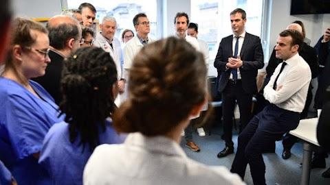 Koronavírus - Macron: válság előtt állunk, érkezik a járvány