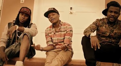 Download R2Bees - Tonight ft  Wizkid Mp4/3GP - Waploaded Videos
