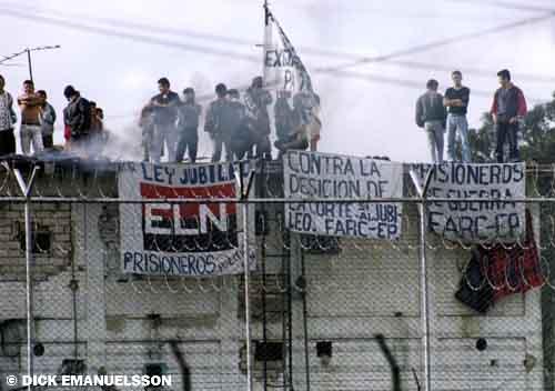 Presos políticos: Cárcel Bellavista