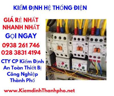Kiểm Định Hệ Thống Điện